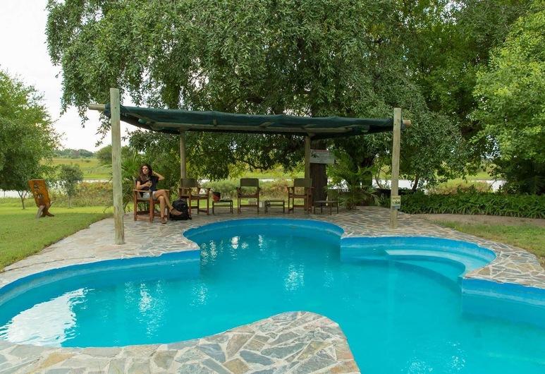 Thamalakane River Lodge, Maun, Pool