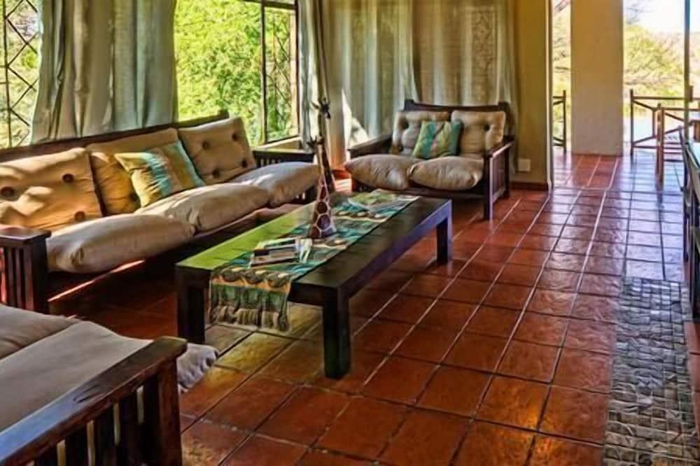 Hippo Cottage - Salle de séjour