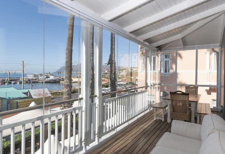 The Majestic Apartment, Cape Town, Majestic Apartment 2, Balcony