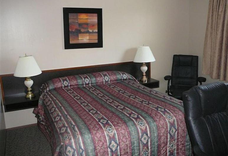 Wander Inn Motel, Esterhazy, Standard Room, 1 Queen Bed, Guest Room