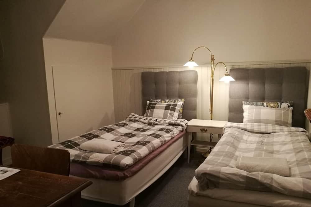 Economy-værelse med 2 enkeltsenge - 2 enkeltsenge - Værelse
