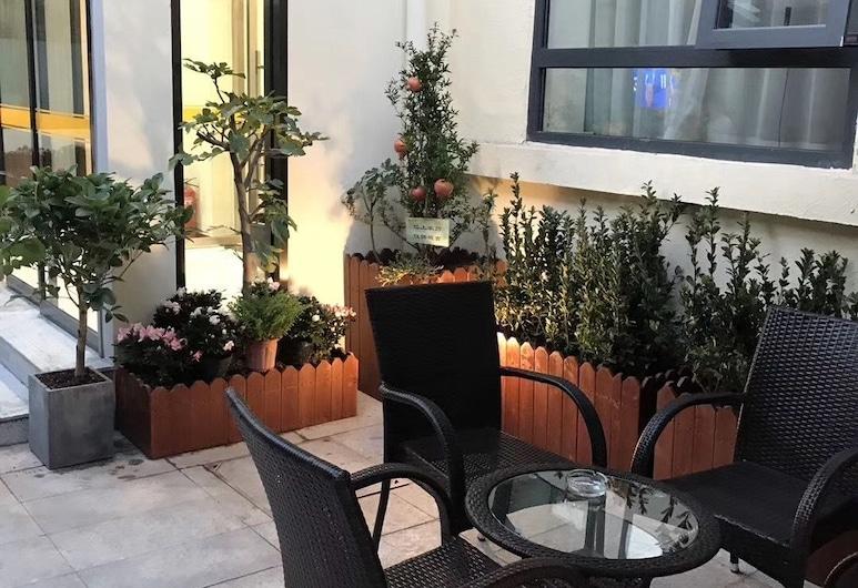 北京東單賓館, 北京市, 陽台