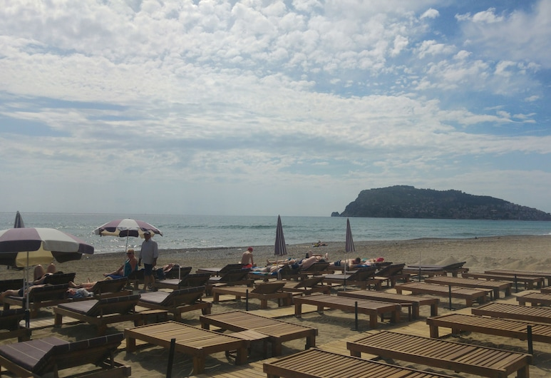 Monte Carlo Hotel - All Inclusive, Alanya, Plaj