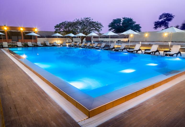 Azalaï Hotel Nouakchott, Nouakchott, Executive Tek Kişilik Oda, Oda Manzarası