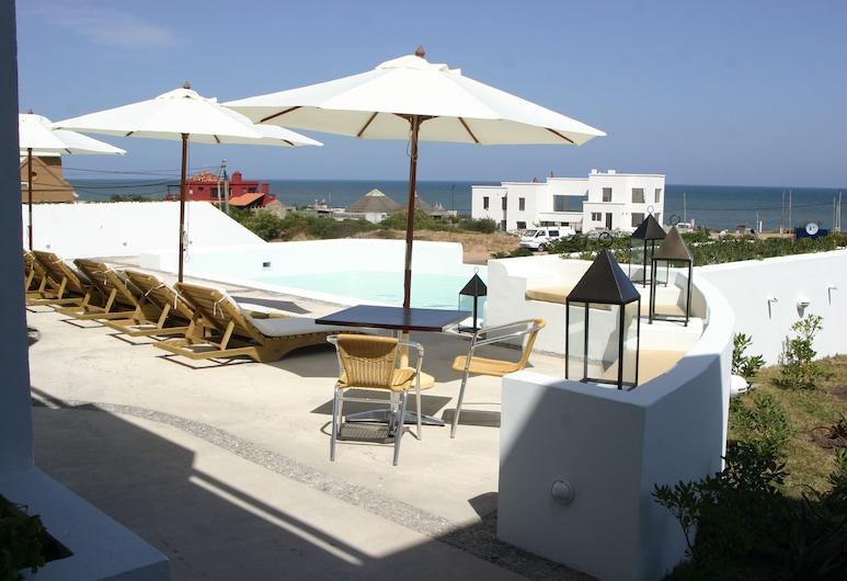 Posada de los Pajaros, Punta del Este, Rooftop Pool