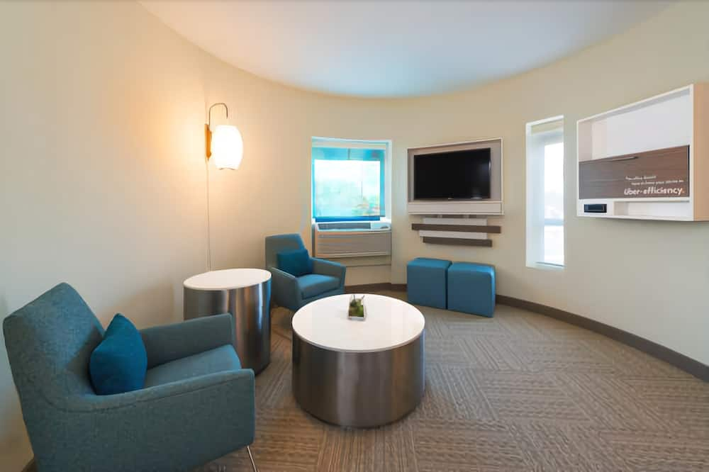 Suite, Multiple Beds (Active) - Living Room