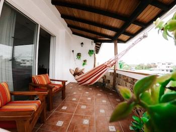 Nuotrauka: Hotel Cucuve, Puerto Ayora