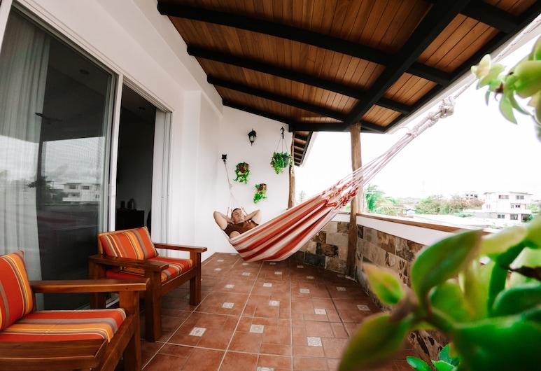 Hotel Cucuve, Puerto Ayora, Premium Room, Terrace, Guest Room