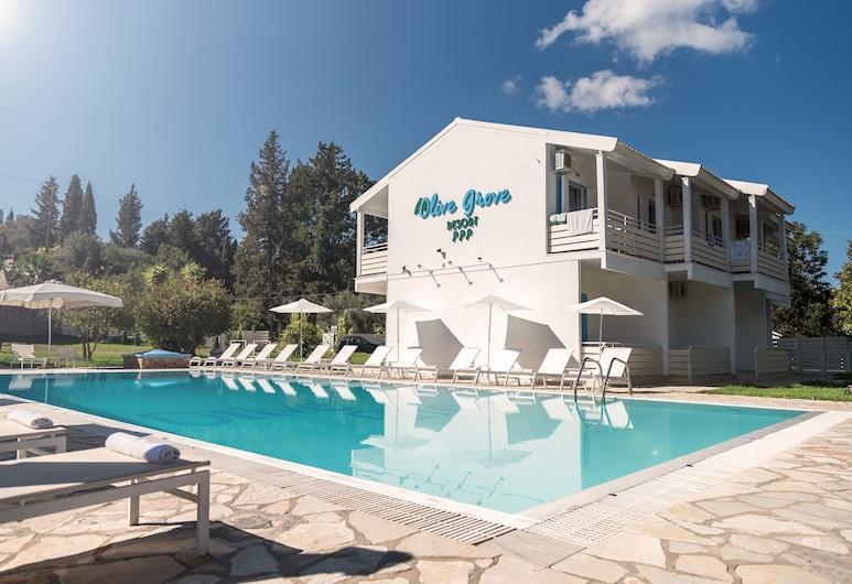 Olive Grove Resort, Corfu Town