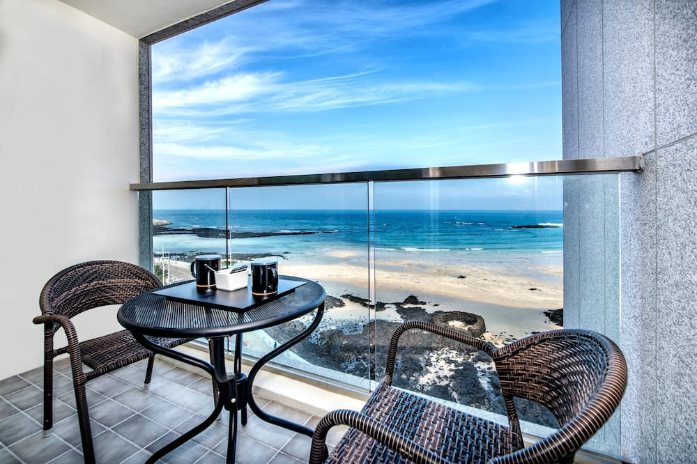 Double Room, Terrace, Ocean View - Balcony