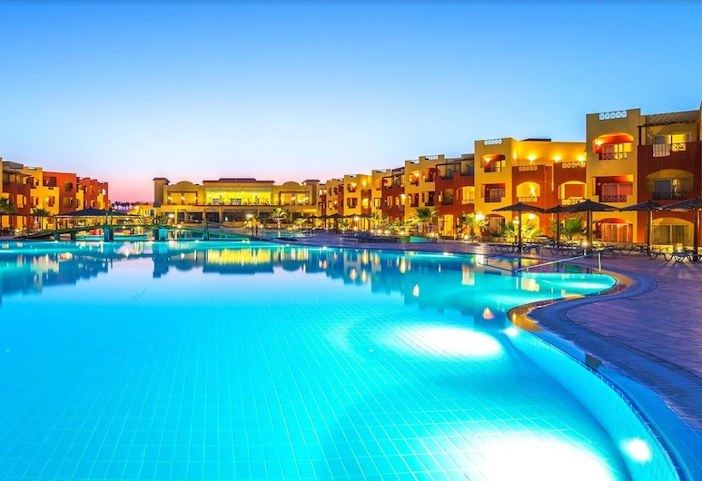Royal Tulip Beach Resort - All Inclusive, Marsa Alam, View from Hotel