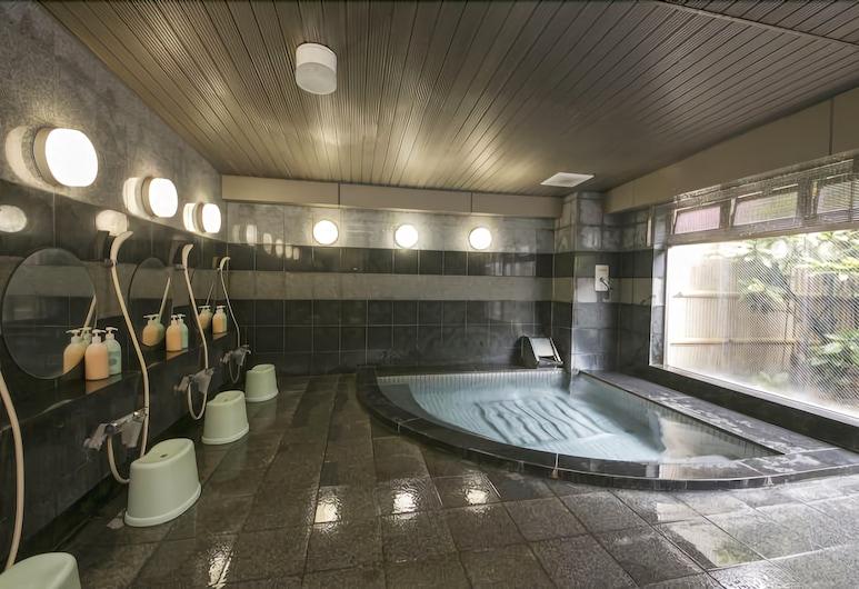 Kanazawa Central Hotel, קאנאזאווה, אמבט ספא מקורה