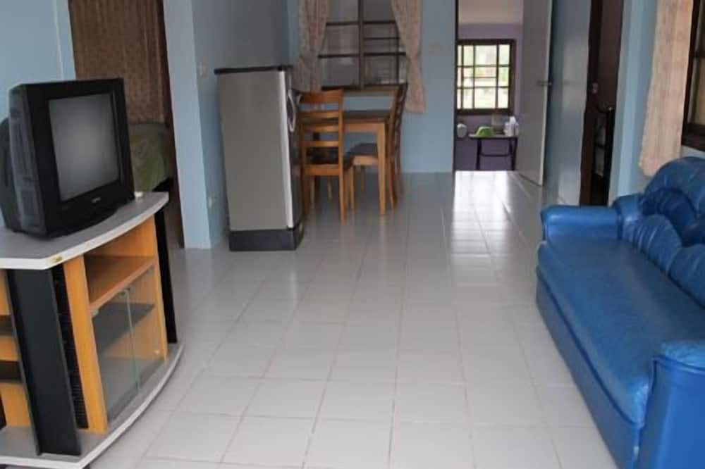 4 Bedrooms Villa - Powierzchnia mieszkalna