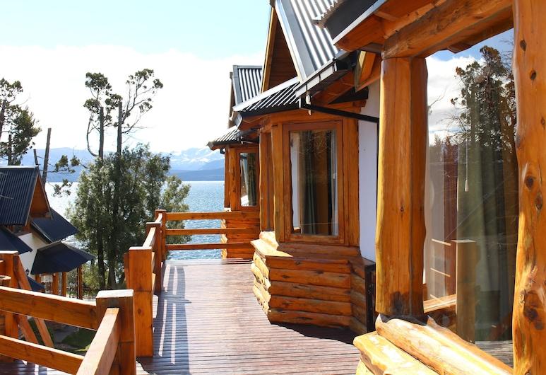 Don Justo, San Carlos de Bariloche, Bungalow studio - Planta Alta, Terrace/Patio