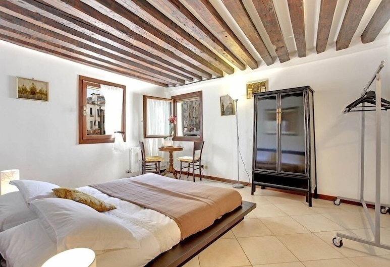 그리말디 아파트먼트 - 스크리뇨, 베네치아, 아파트, 침실 3개, 욕실 2개, 운하 전망 (Calle Minio 3625), 객실