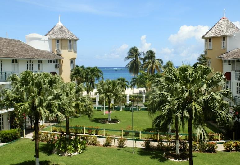 海灘城堡開放式公寓飯店, 奥求里歐斯, 住宿範圍