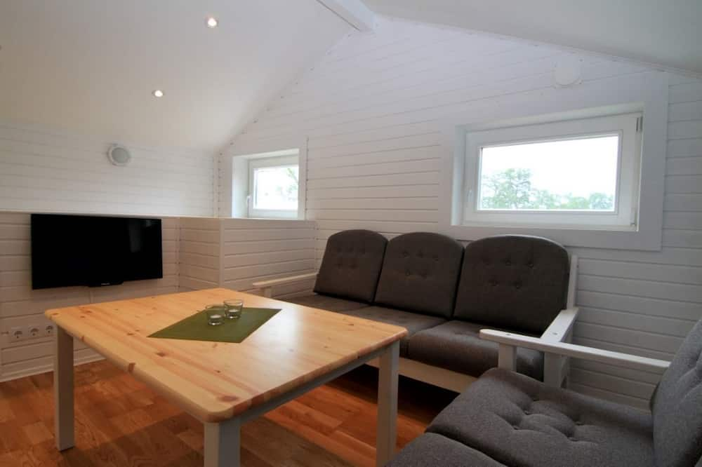 Standard House, 2 Bedrooms - Living Area
