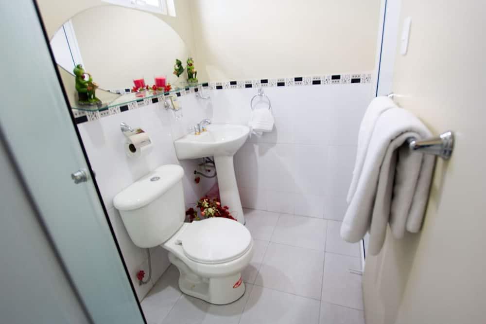 Executive Μονόκλινο Δωμάτιο - Μπάνιο