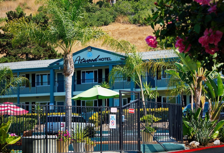The Atwood, Сан-Дієго, Територія готелю