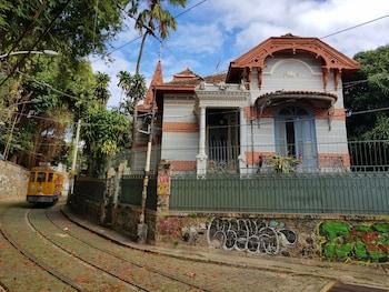 Picture of Alto Lapa House in Rio de Janeiro