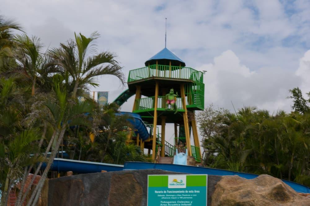 Vandens parkas