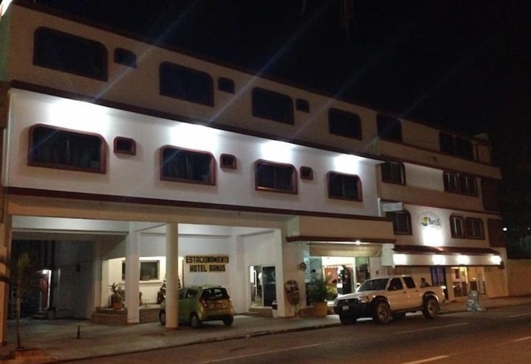 貝納斯酒店, 維拉克魯斯, 客房