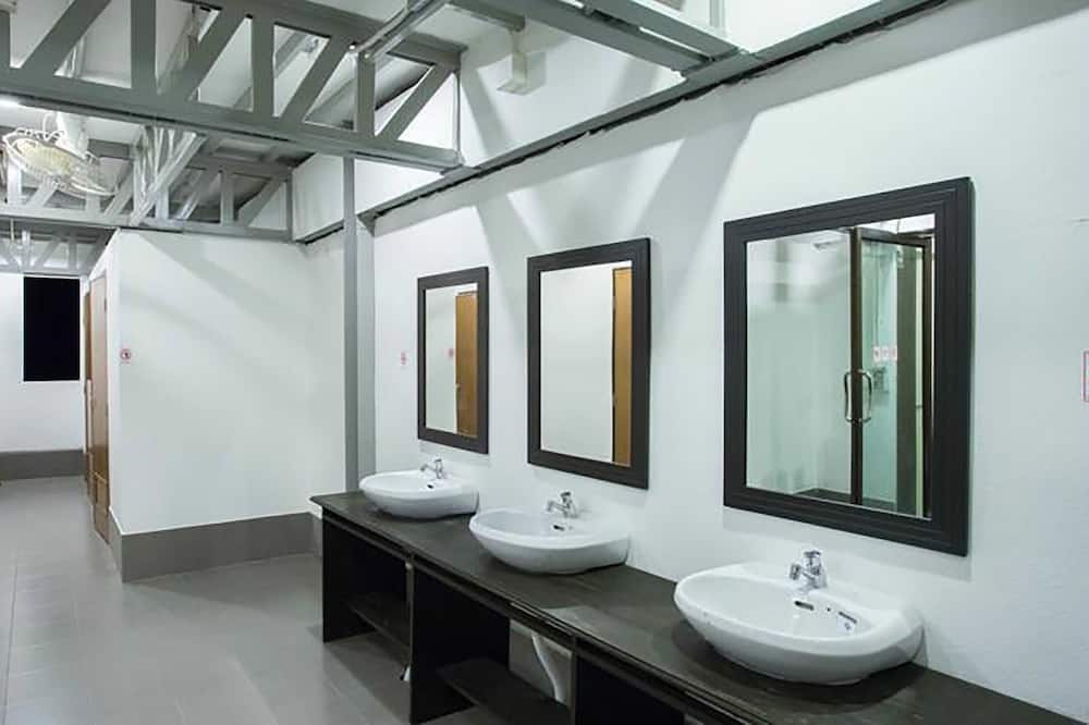 Mixed Air Dormitory with Shared Bathroom - 浴室