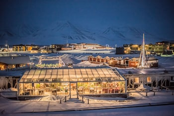 Picture of Mary-Ann's Polarrigg in Longyearbyen