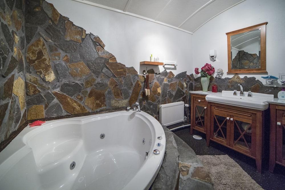 Suite-Estúdio Panorâmica - Casa de banho