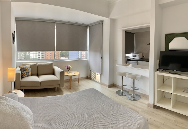 Apartamentos Bruja, Santa Cruz de Tenerife, Superior-Studio, Zimmer