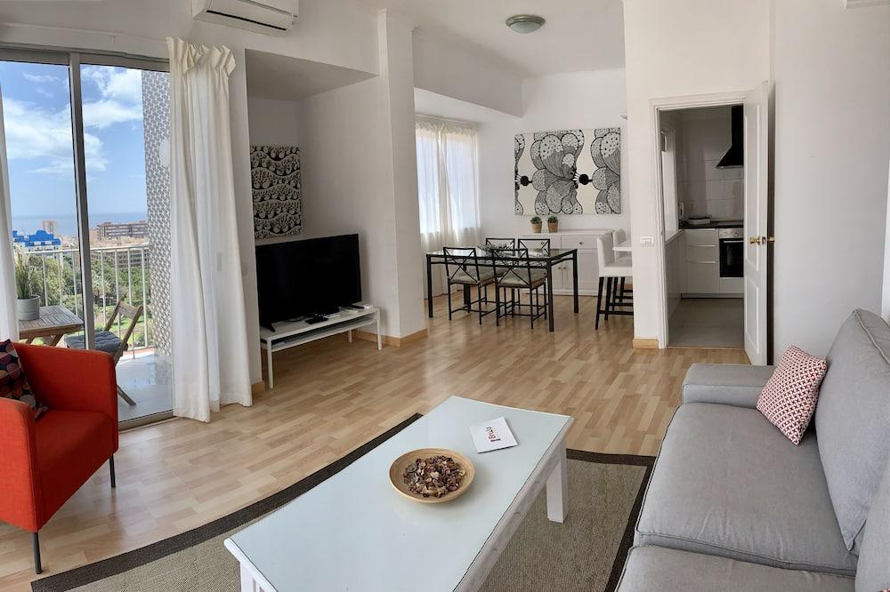 Superior penthouse, 1 slaapkamer - Woonruimte