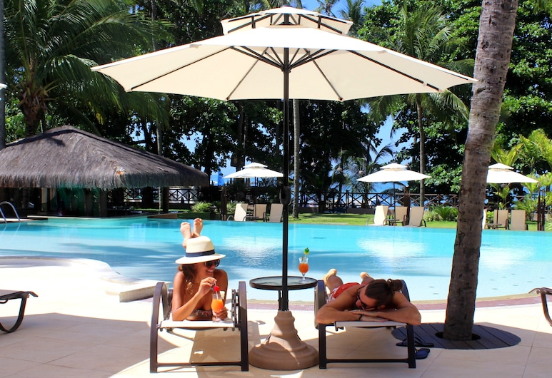 Iara Beach Hotel, Salvador, Piscina