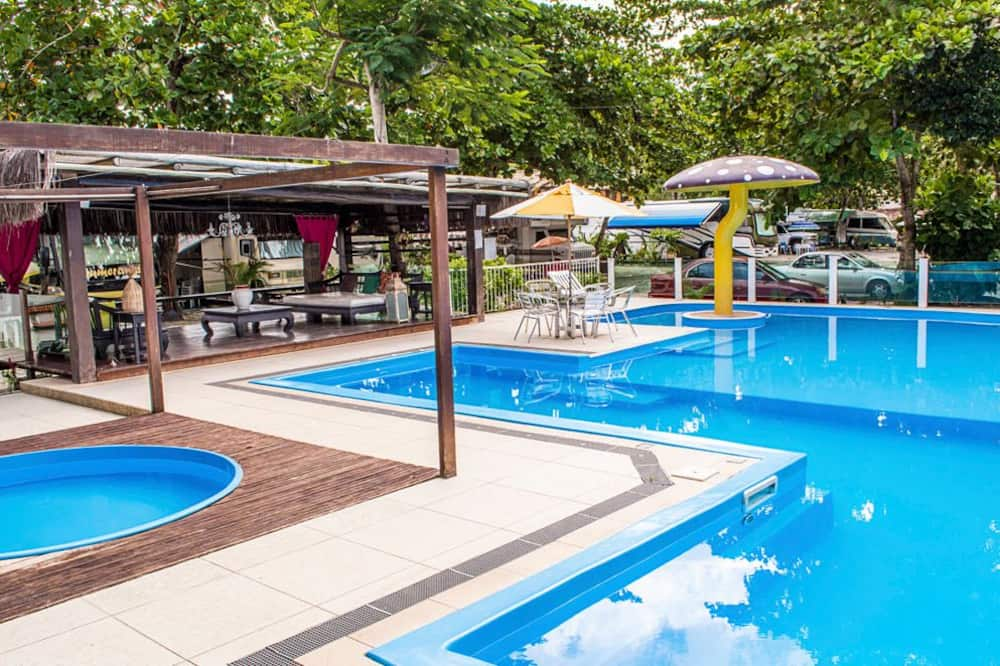 Mundaí Hotel Praia Camping
