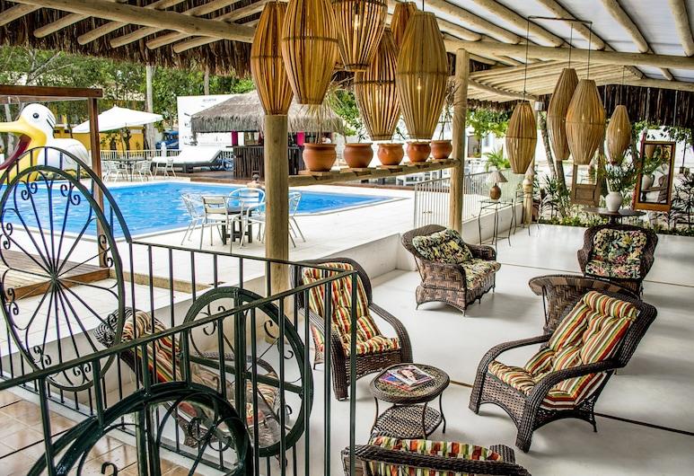Mundaí Hotel Praia Camping, Porto Seguro, Terrace/Patio