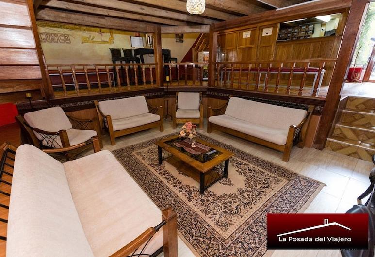 La Posada del Viajero, Cusco, Lobby Lounge