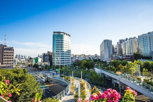 首爾站公寓式酒店/