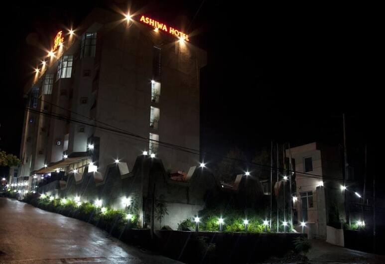 Manrashiwa Hotel, Addis-Abeba, Vue depuis l'hôtel