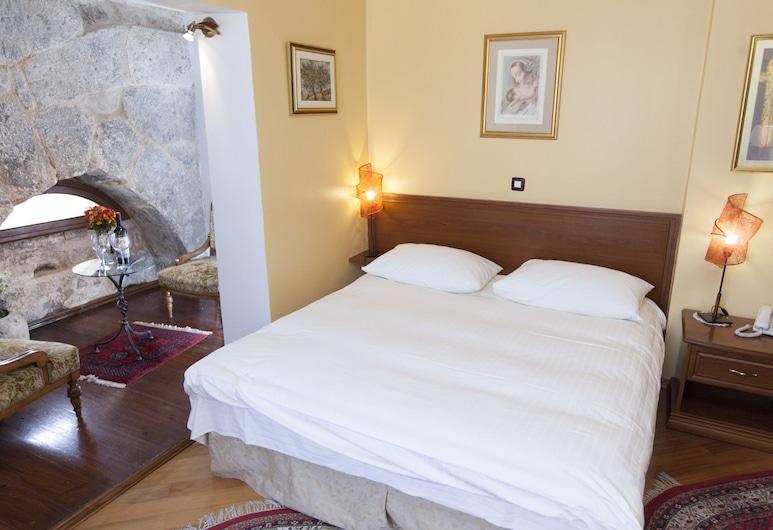 珀里斯提酒店, 斯普利特, 高級雙人房, 客房