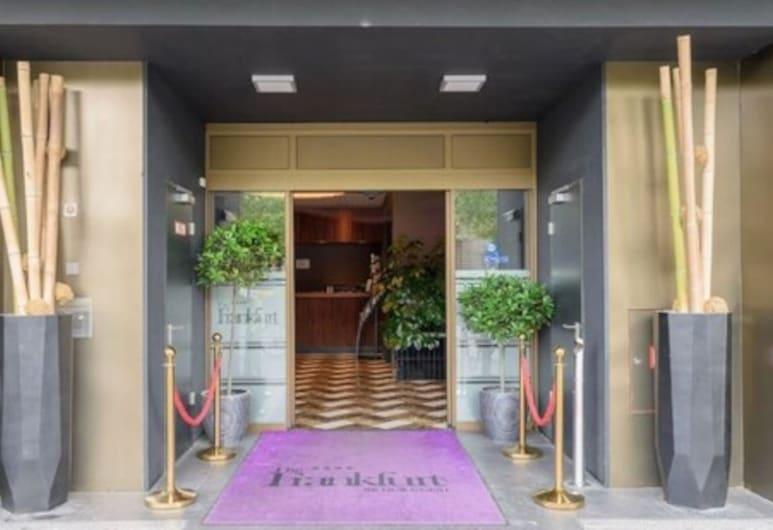 The Frankfurt Hotel, Francoforte, Ingresso hotel