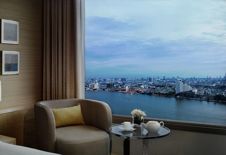 โรงแรมอวานี+ ริเวอร์ไซด์ กรุงเทพ, กรุงเทพ, ห้องพัก, วิวจากห้องพัก