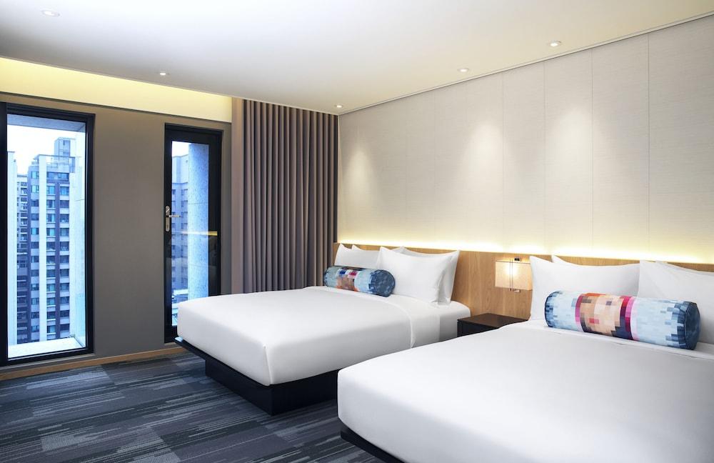 台北中山雅樂軒酒店, 台北市, aloft Splash Room, 客房