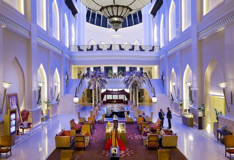 Bab Al Qasr Hotel, Abu Dhabi, Hotel Interior