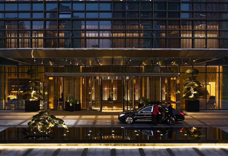 Shenzhen Marriott Hotel Nanshan, Shenzhen, Eksterijer