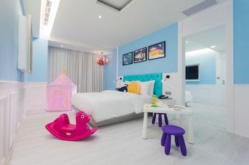 A(z) FX Hotel Tainan MinSheng Road Branch hotel fényképe itt: Tainan
