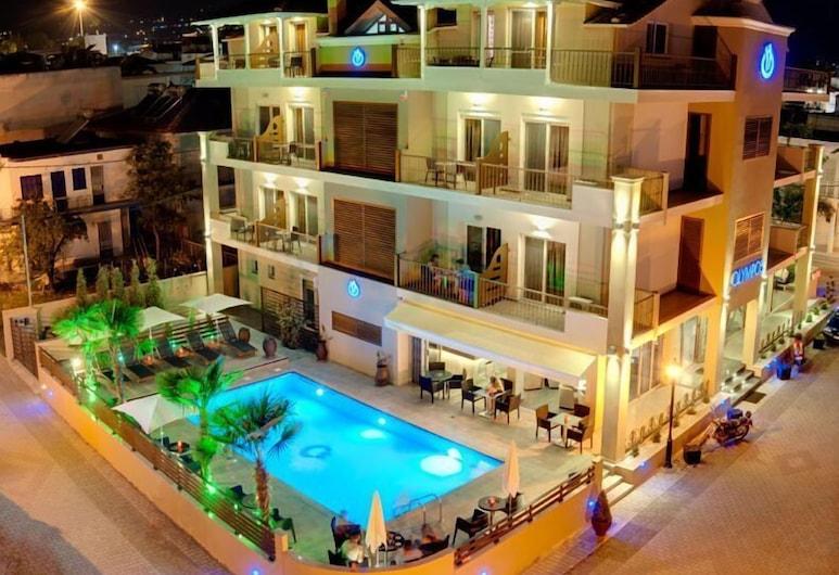 Hotel Olympos, Dio-Olympos