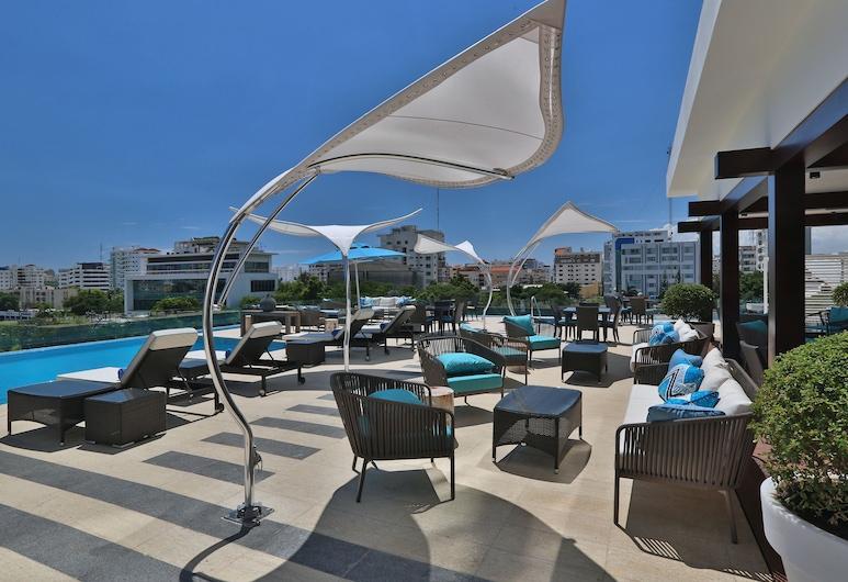 Intercontinental Real Santo Domingo, Santo Domingo, Hotelski bar