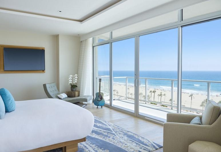 Paséa Hotel & Spa, Pantai Huntington, Penthouse, Pemandangan Bilik Tamu
