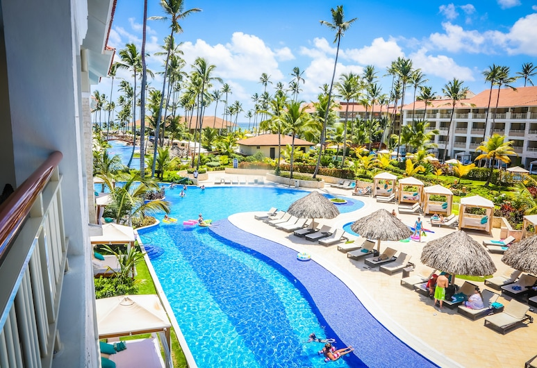 Majestic Mirage Punta Cana - All Suites - All inclusive, Punta Cana, Mirage Sweet Deal - Almost Gone!, Utsikt fra gjesterommet
