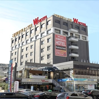 Picture of Gukje Business Hotel in Gwangju