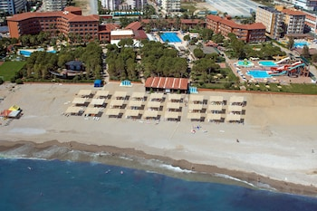 Alanya bölgesindeki Club Turtas Beach Hotel - All Inclusive resmi